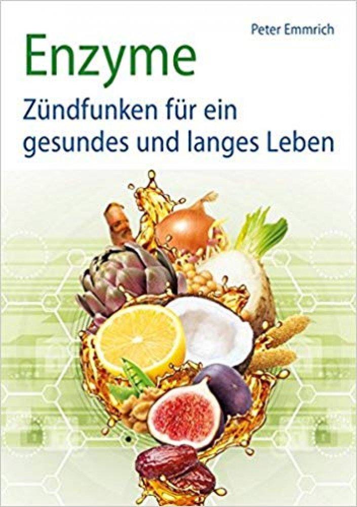"""Enzym-Buch: """"Diagnose: Endlich gesund!"""""""